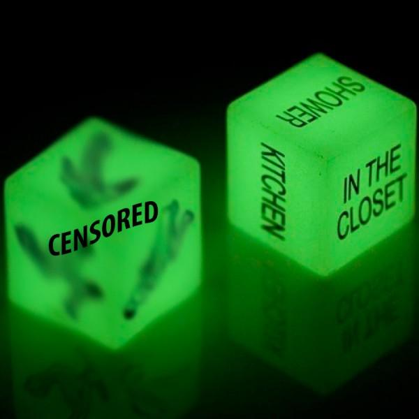 Эротические кубики