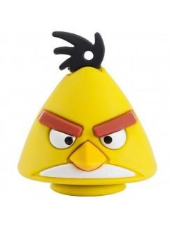 Флешка брелок Желтая птичка