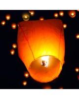 Небесный фонарик Шар желаний