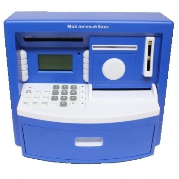 Копилка электронная банкомат (большая)
