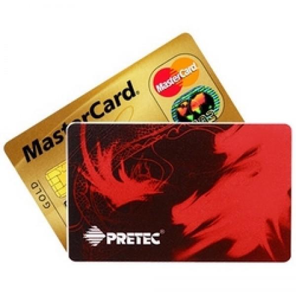 Флешка Кредитная карта 4Gb