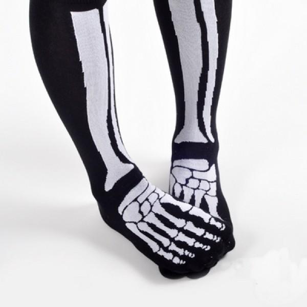 Прикольный рисунок на носках