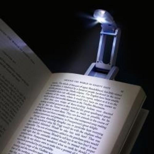 Светильник для чтения книги