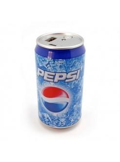 Внешняя зарядка Powerbank Pepsi