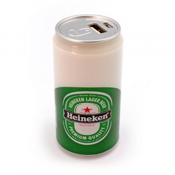 Внешняя зарядка Powerbank Пиво