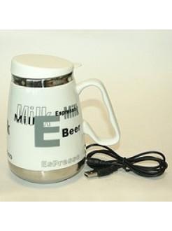 USB кружка Milk Latte