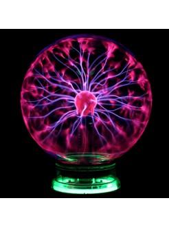 Светильник плазменный шар (16 см)