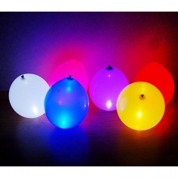 Светящиеся воздушные шарики (5 шт)