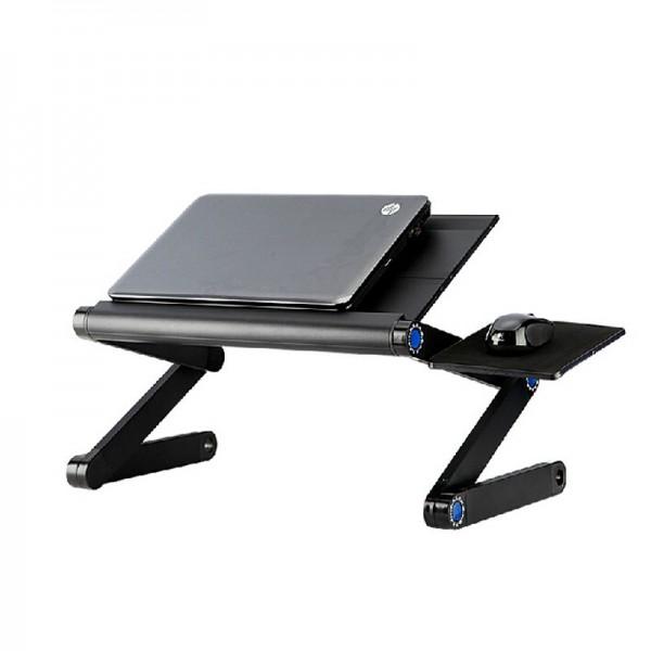 Столик для ноутбука с подставкой для мыши и кулерами