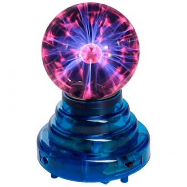 Плазменный шар от USB