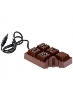 Usb хаб Шоколадка