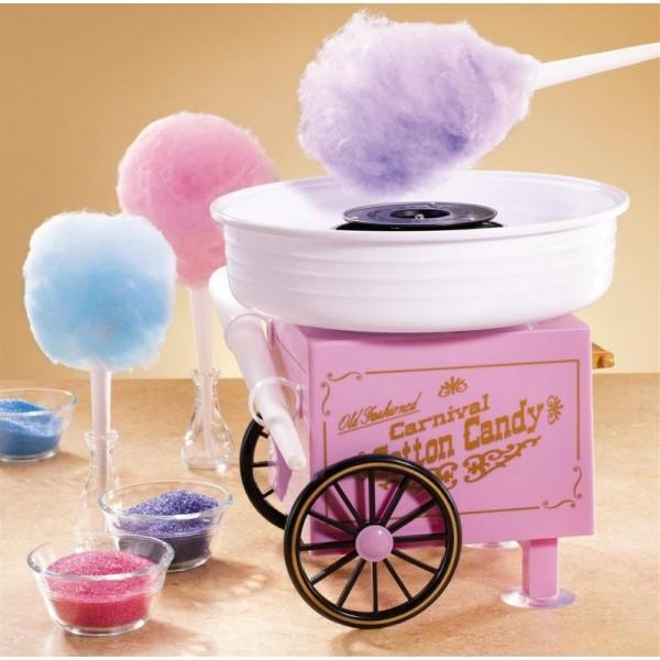 Мини Аппарат для изготовления сладкой ваты