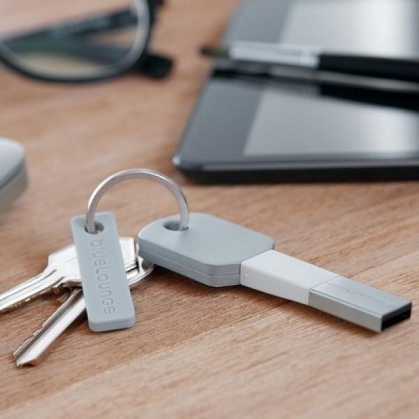 Зарядка-брелок Ключ для iphone 5/5s