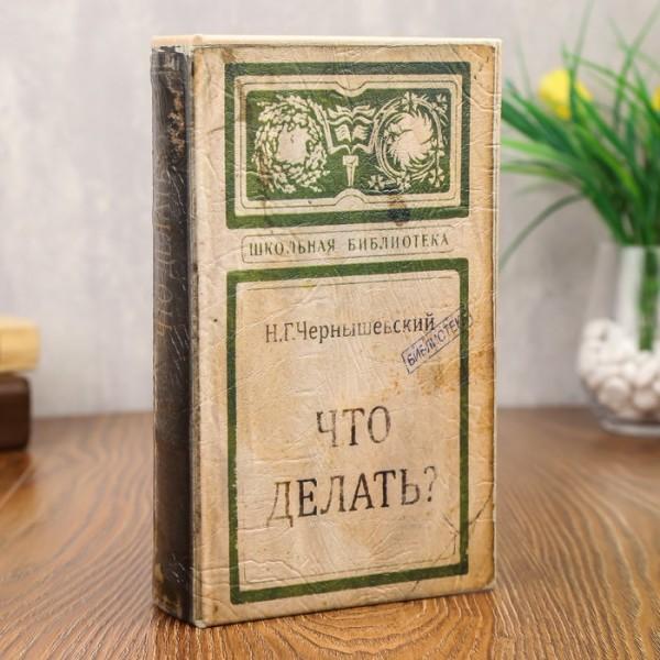 Книга-сейф Что делать