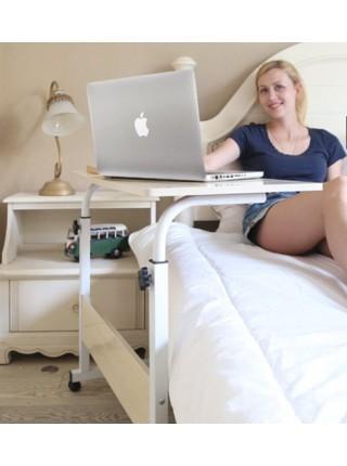 Прикроватный столик на колесиках