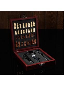 Подарочный набор для вина Chess