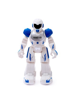 Интерактивный робот на радиоуправлении (русская озвучка)