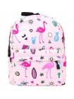 Рюкзак Pink flamingos