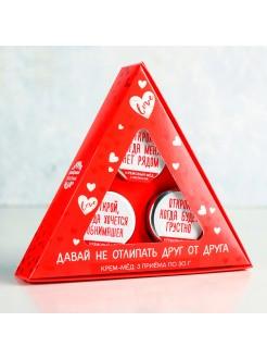 Набор крем-мёда Love