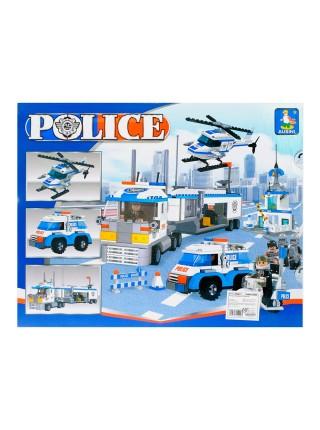 Конструктор Полицейский участок (779 деталей)