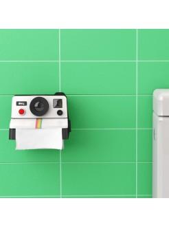 Держатель для туалетной бумаги Фотоаппарат