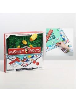 Настольная экономическая игра Money polys