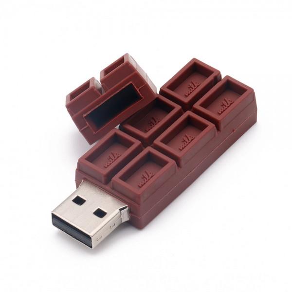 Флешка Шоколадка 32 Гб