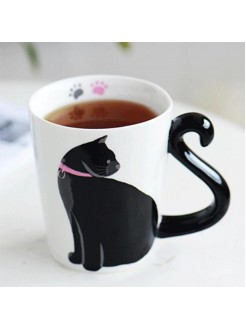 Кружка Black cat