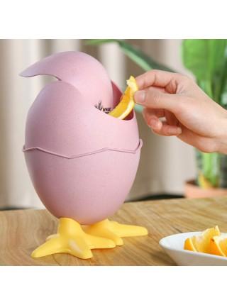 Мусорное ведерко Egg