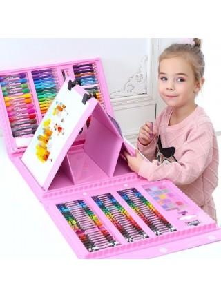 Детский набор для творчества 208 предметов