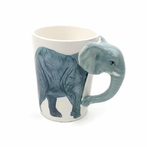 Кружка Слон
