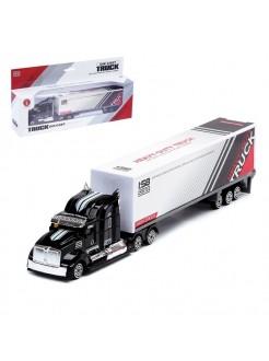 Грузовик металлический Heavy Truck (26 см)