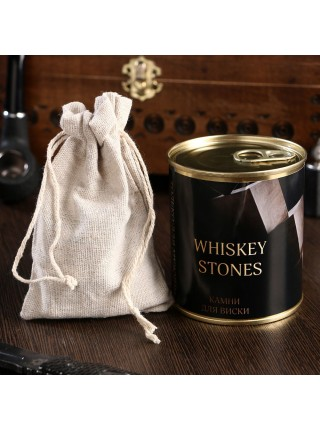 Камни для виски WS 9 шт. в банке