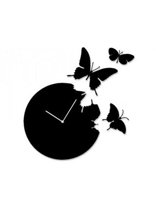 Часы Порхающие бабочки