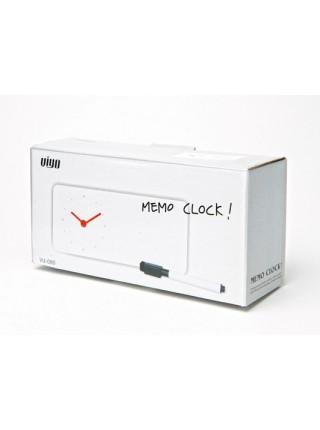 Часы с полем для заметок - Memo Clock