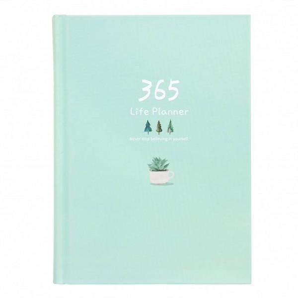 Ежедневник 365 мятный