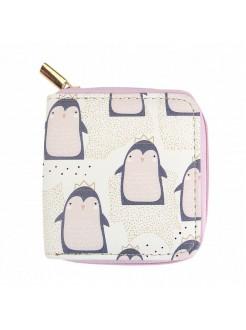 Кошелек Пингвины