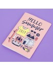 Обложка для паспорта Hello summer