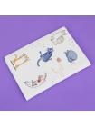 Обложка для паспорта Усы, лапы и хвост