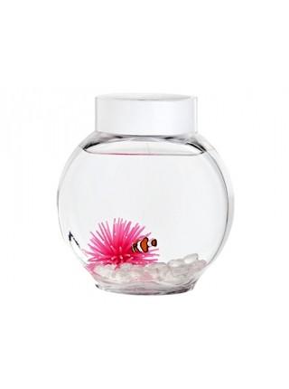Интерактивный аквариум с рыбкой