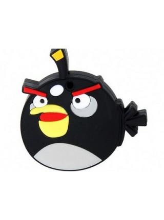 Флешка Angry Birds black 8 гб