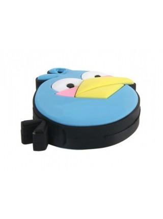 Флешка Angry Birds blue 4 гб