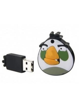 Флешка Angry Birds white 8 гб