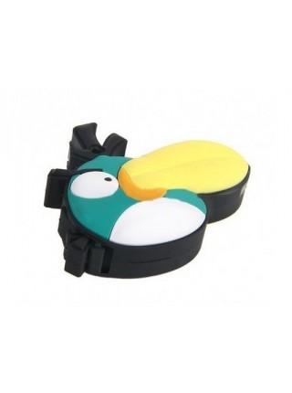 Флешка Angry Birds green 8 гб