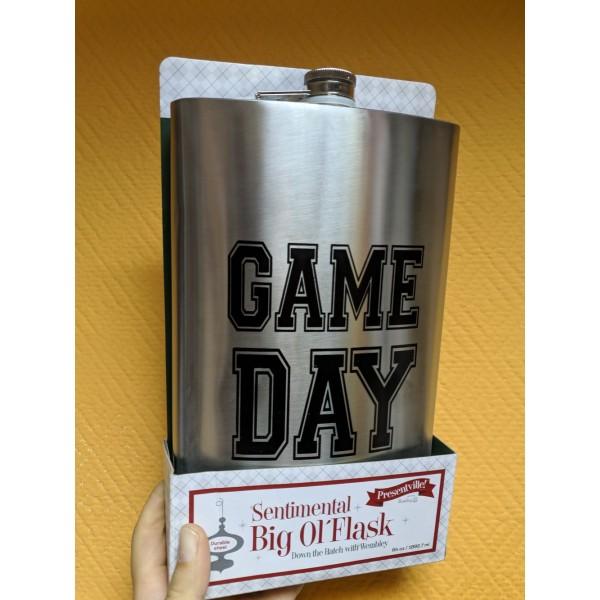 Гигантская фляжка Game day