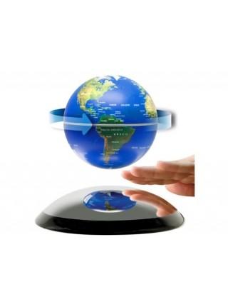 Электромагнитный глобус Полёт земного шара