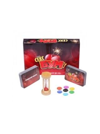 Игра для взрослых Бум