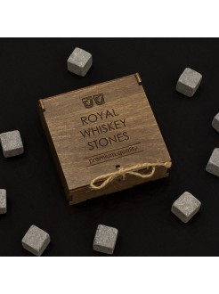 Камни для виски Royal Whiskey Stones