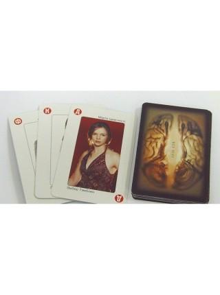 Карты для игры в мафию Доктор Хаус