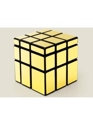 Головоломка Кубик золотой